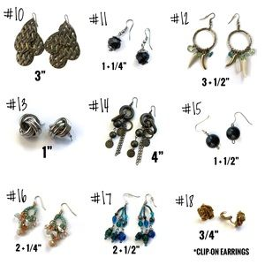 Jewelry - FREE with Purchase 🎉 Jewelry